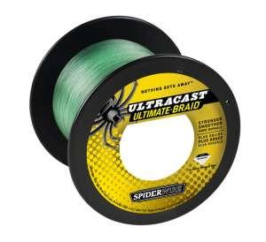 Šňůra Ultracast Ultimate Braid m/Kč SpiderWire