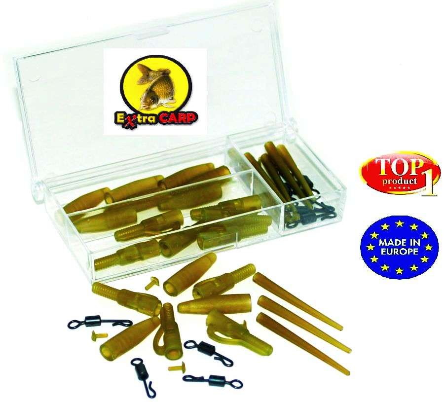 Lead Clip With Quick Change Set Extra Carp